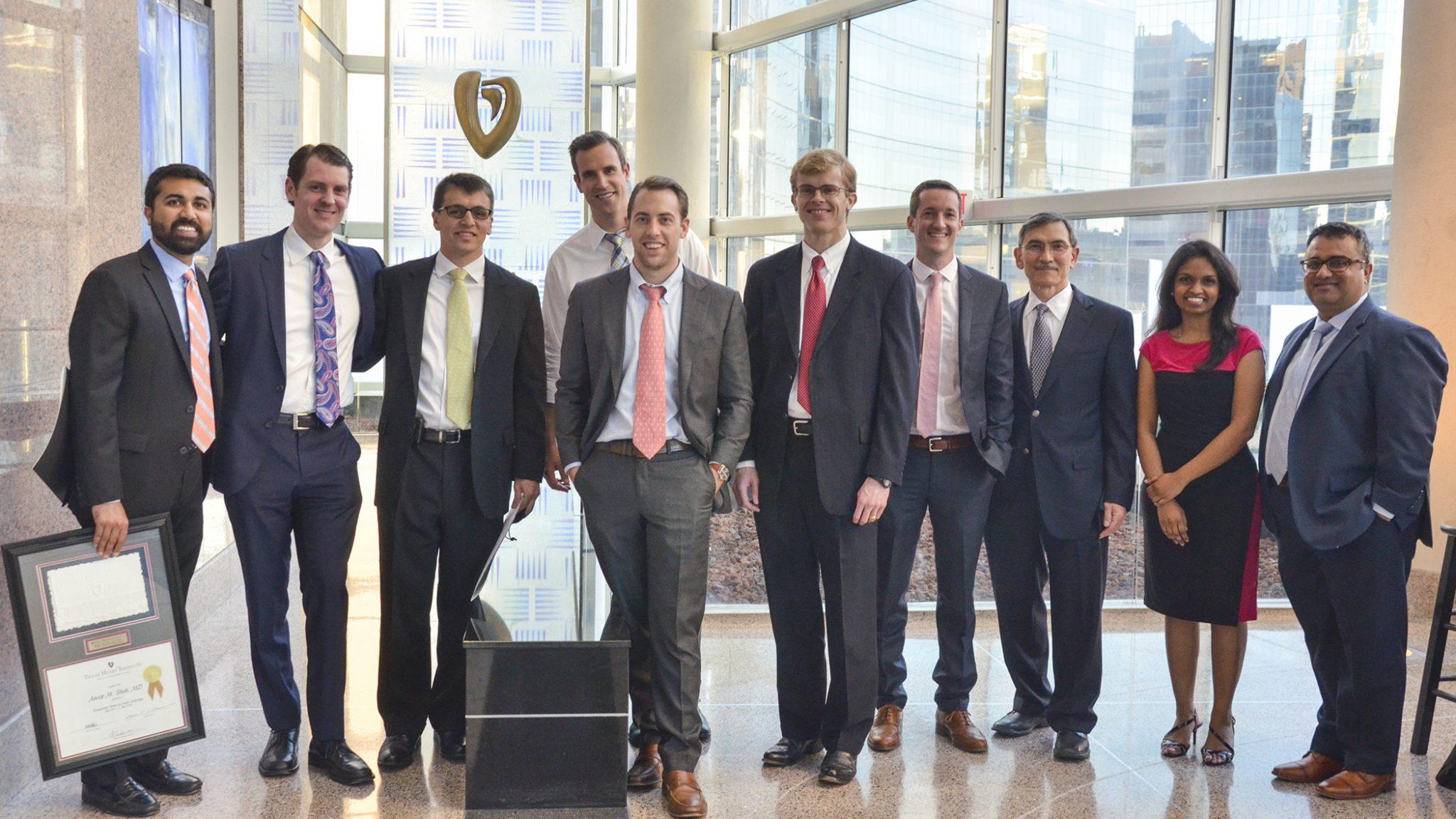 Recent Graduates | Texas Heart Institute Cardiovascular