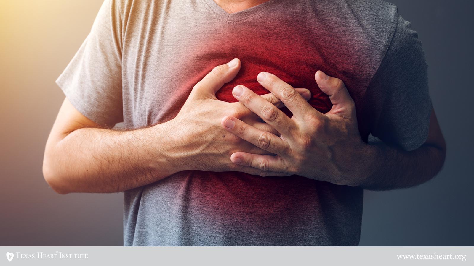 Sudden Cardiac Arrest (SCA) | Texas Heart Institute